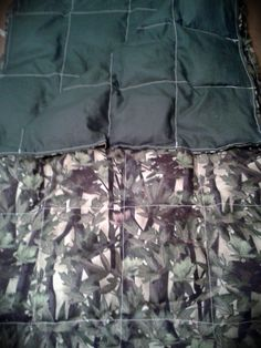 Custom  Weighted Blanket Twin Size XLarge 40 x 72 by PuddleOfLove, $130.00