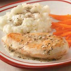 Garlic Chicken n Gravy Recipe