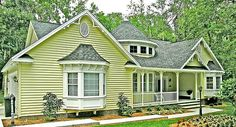 Country   Craftsman   Traditional   Victorian   House Plan 79509