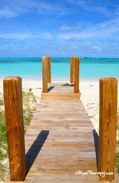 Pumpkin Bluff Beach, North Caicos. Click to read more!