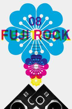 color! #FujiRock