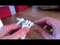 Video - Tutorial: Cordón de trapillo (para asas de bolsos)
