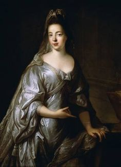 Lady Lucy Herbert (1669-19 January 1744) was the daughter of William Herbert, 1st Marquess of Powis. A devout Catholic, she became a nun. She was like her relative Queen Katherine Parr and wrote devotional works.