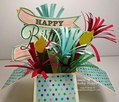 Birthday Explosion Boxes
