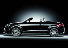 Audi TT convertable