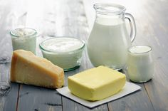 The Skinny on Whole-Fat Dairy