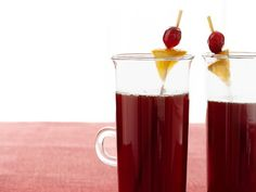 Repinned: Sandra Lee's Cranberry Punch #FNMag #CookWithKohls
