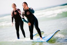 learn to surf - Surf Diva in San Diego