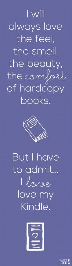 At least the kindle