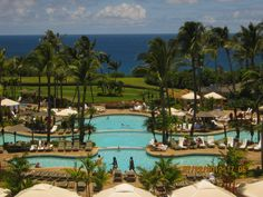 The Ritz-Carlton in Kapalua, Maui!  AMAZING!!!