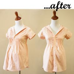 Refashion shirt