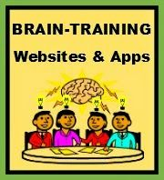 Help for Struggling Readers: Brain-Training Games & Apps to Improve Executive Functions - including a free website