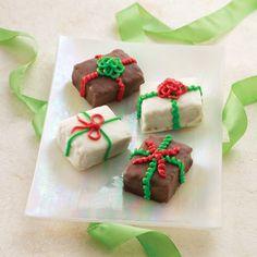 Holiday Packages - No Bake Treats