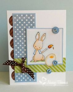 Creative Palette: C.C. Designs Preview - Sweet November Bunny Tails