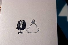great wedding invitation idea...!