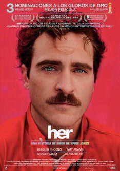 """Tráiler de """"Her"""". Información, sinópsis y ficha técnica de la película"""