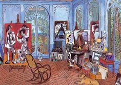 """Puzzle EDUCA """"Estudio de arte de Picasso"""", 3.000 piezas."""