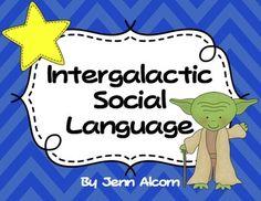 Intergalactic Social Language!
