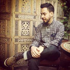 i love you, Mike Shinoda.
