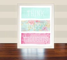 #Printable #Poster / #Inspirational  #Quote / #Wall #Art / Digital / Instant Download / #Typography