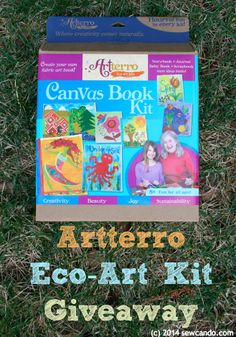 art kit, crafti project, galor parti, canva book, giveaway galor, kit giveaway, earth day, crafti giveaway, win someth