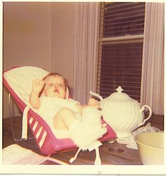 Baby Carrier 1970 we had a yellow one