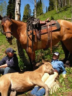 Codys First Ride.