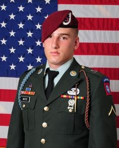 Army Spc. Samuel T. Watts, 20, of Wheaton, Illinois. Died May 19, 2012, serving during Operation Enduring Freedom. Assigned to 1st Battalion, 508th Parachute Infantry Regiment, 4th Brigade Combat Team, 82nd Airborne Division, Fort Bragg, North Carolina. Died in Bethesda, Maryland, of wounds sustained April 25, in Zharay, Afghanistan, when he was attacked with an enemy improvised explosive device.