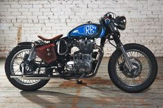 Royal Enfield 500:: MotoVida Cycle Inc. | 8negro