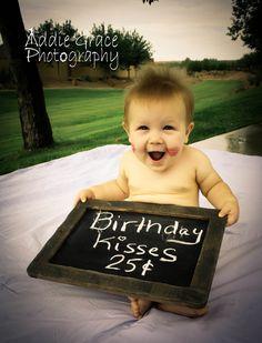 Children Photography 1st birthday