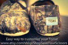 Mossy Oak TOMS