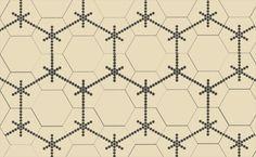 hex dot Tile - Popham Design