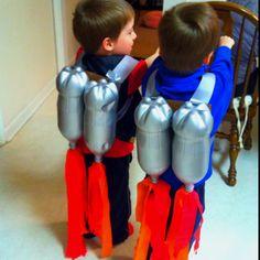 Jet packs for kids!
