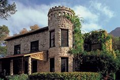 Stags' Leap Winery - The majesty of Stags' Leap Winery astonishes many first-time visitors.