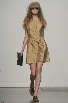 Karen Walker Spring 2013 #JustFab & #FashionWeek
