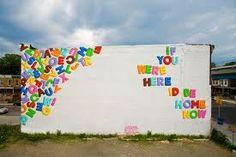 paint walls, mural art, street art, the craft, murals, philadelphia, homes, letters, art projects