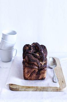 Cinnamon & Cocoa Pull Apart Bread
