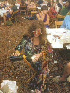 Janis Joplin at Woodstock - 1969