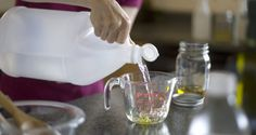 The Best Homemade Cleaning Solutions  | Homesessive.com
