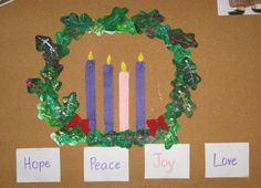 Advent Crafts For Kids