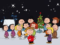 A Charlie Brown Christmas - used to wait all fall long to watch the Christmas Specials.  Could watch them on a VHS tape or DVD then!  Made the shows extra-special when they were only on TV once a year.
