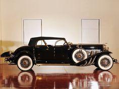 classic car, classic automobil, 1930 duesenberg