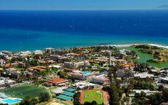 University of South Carolina Beaufort (Beaufort, SC): Aerial photo of campus