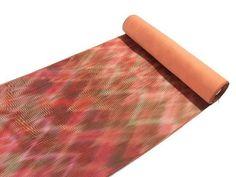 Charming Geometric Pattern Silk Bolt For Rain Coat