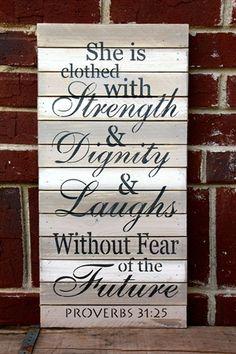 Inspirational Sign