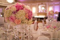 Fairmont Hotel Vancouver Wedding Flowers
