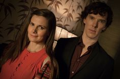 """Maybe Sherlock and Molly could happen. 