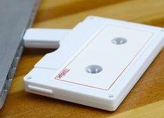 Mixtape...with a USB plug. Genius.