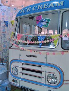 run,run the ice cream truck is here!