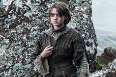 Arya Stark #housestark #fashion #gameofthrones